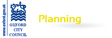 Oxford Planning Finder